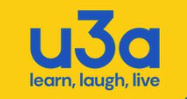 u3a new logo